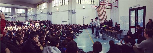 Liceo scientifico Morgagni di Roma